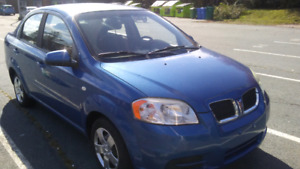GREAT BUY ...ONLY ..104,000KMS PONTAIC WAVE