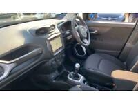 Jeep Renegade 1.0 T3 GSE Longitude 5dr - Sat Hatchback Petrol Manual