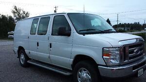 2012 Ford Autre van Cargo