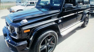 2016 Mercedes-Benz G-Class SUV, Crossover