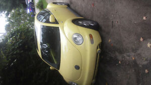 1999 Volkswagen New Beetle Coupe (2 door)