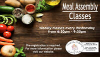 Meal Assembly Classes