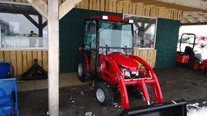 2015 TYM T254 24 HP Compact Tractor loader, cab or Mower Edmonton Edmonton Area image 5