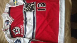 AUTOGRAPHED JERSEY MYSTERY BAGS WITH 2 SIGNED JERSEYS Edmonton Edmonton Area image 10