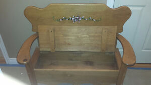 Entryway bench and storage Kitchener / Waterloo Kitchener Area image 2