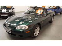 2001 MAZDA MX5 1.6cc - STUNNING EXAMPLE - LOW MILEAGE - CHOICE OF 5