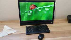 Acer media all in one