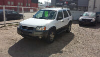 Ford Escape XLT *LEATHER SEATS, REMOTE START, 122000KM*