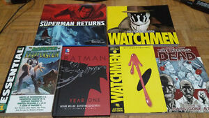 graphic novels & related books