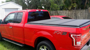 6.5' extang tonneau cover Ford Chevy Ram