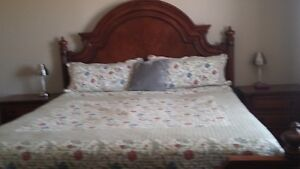 king bed room 9 piece with free mattress
