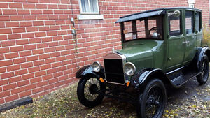 1927 Ford Model T Trade for ???