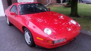 1987 Porsche 928S4