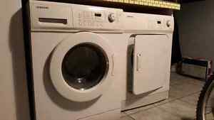 Samsung Stackable Washer and Dryer