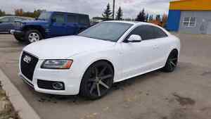 Audi S5 awd mind condition  ( trades are welcome)