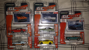 1/64 scale diecast vehicles