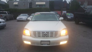 CADILLAC DTS *** FULLY LOADED *** SALE PRICED ONLY $2500