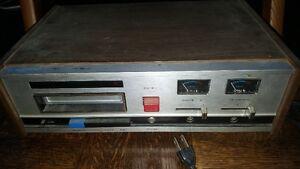 "Vintage ""Superior"" 8-Track Deck Player - needs repair"