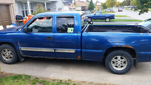 2003 Chevrolet Silverado 1500 Pickup Truck PRICE DROP