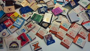 Hundreds of Matchbooks Match Books Matches Kitchener / Waterloo Kitchener Area image 3
