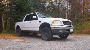FORD F150 SUPERCREW 2001