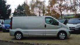 2010 VAUXHALL VIVARO 2.0 CDTI [115PS] LWB 2900 Sportive Van NO VAT