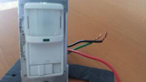 Leviton Pr150 Capteur infrarouge passif commutateur mural