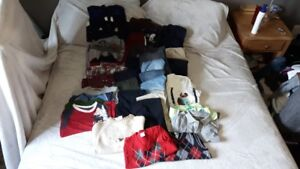 Size 24 months EUC to VGUC - LOT Boys Fall & Winter clothes.