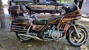 Immaculate 1981 Honda Goldwing