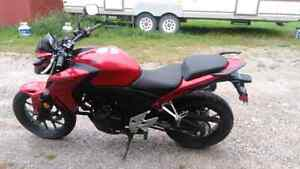 Honda CB500 motorcycle for sale or trade !