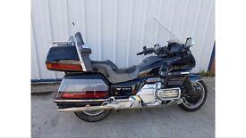 1991 Honda Goldwing GL1500se