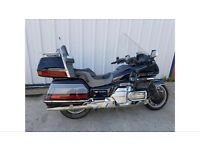 1991 Honda Goldwing GL1500se