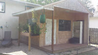 12 X 16 Shed built in 2013 (perfect condition)