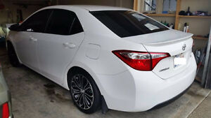 Toyota Corolla S Upgraded