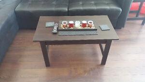 3 tables de salon