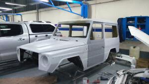 mercedes g wagon gwagen w460 w461 w463 300gd 240gd 230ge