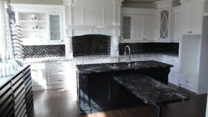 Custom Kitchen Cabinets Showroom!