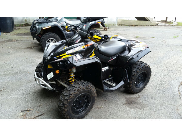 Used 2008 Bombardier Renegade