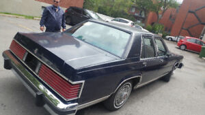 Grand Marquis 1987 110 000km comme neuf