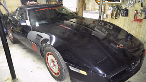 Corvette 1987 antique