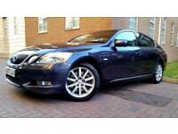 SUPERB LEXUS GS 300 3.0 SE AUTOMATIC ALLOYS LEXUS HISTORY LEATHERS SATNAV CAMERA