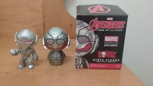 2 Dorbz POP! Funko Marvel Exclusive