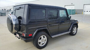 2004 Mercedes-Benz G-Class 500 SUV, Crossover