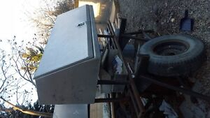 5 ft  Welding Tool boxes on a skid for $1,900
