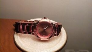 Rose Gold Chatelaine Watch