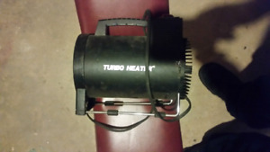 Turbo heater portable electric heater $ 20