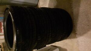 245 45 17 Hankook Icept Evo winter tires new