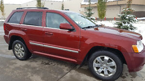2008 Jeep Grand Cherokee Super Limited SUV, Crossover