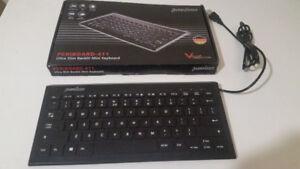 Backlit Chiclet Keyboard Perixx Periboard-411