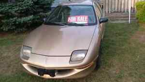 I have a  sunfire  for  sale as is